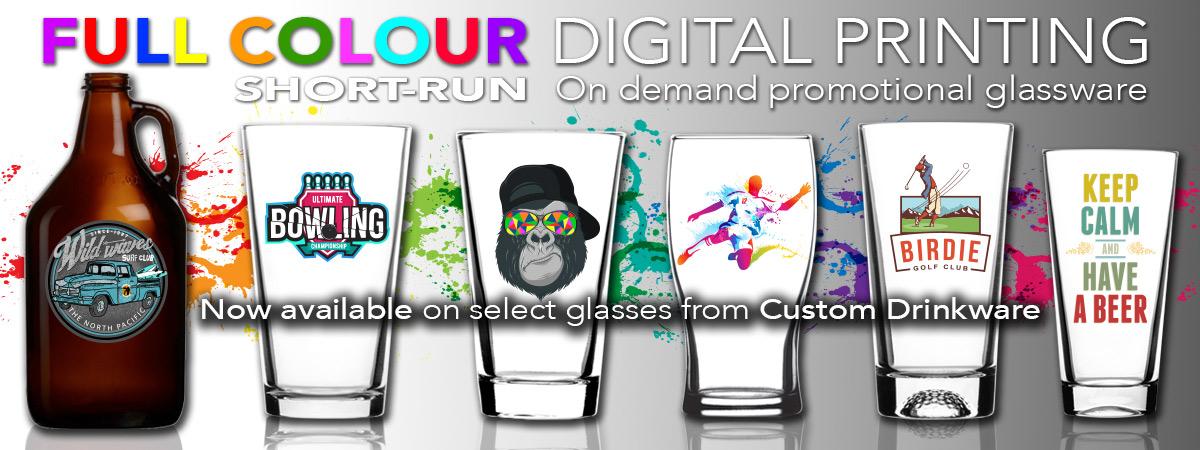 Full Colour Short Run Digital Printing