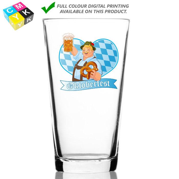 Mixing Glass 0645 20oz Digital Printing