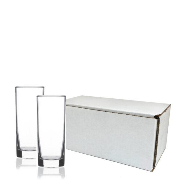 Customized Beverage Glasses Gift Set