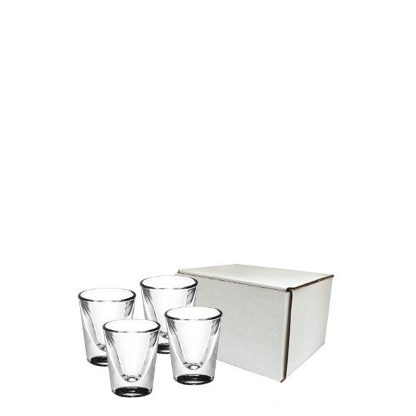 Custom Shot Glasses Gift Set