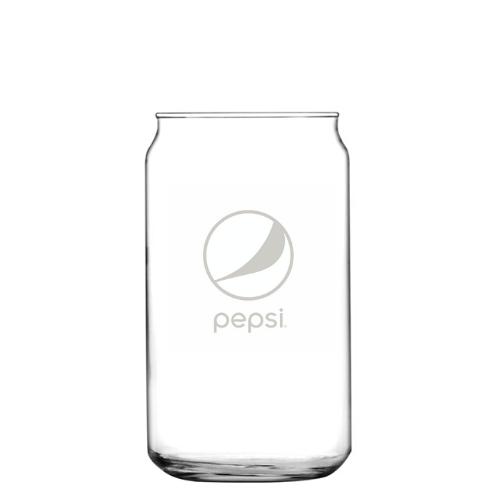 Custom Beer Can Glasses