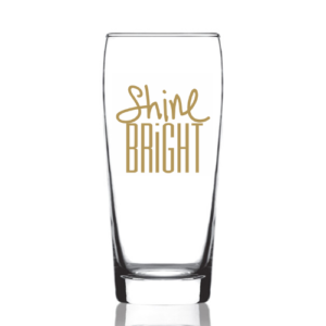 Customized Beer Glasses